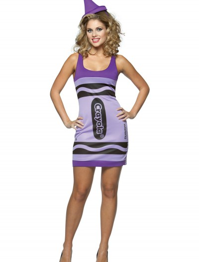 Sexy Wisteria Crayon Dress buy now