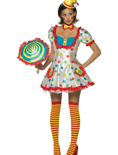 Sexy Womens Clown Costume buy now