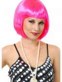 Short Bob Hot Pink Wig buy now