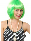 Short Bob Lime Green Wig buy now