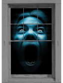 Silent Shrieker Window Cling buy now