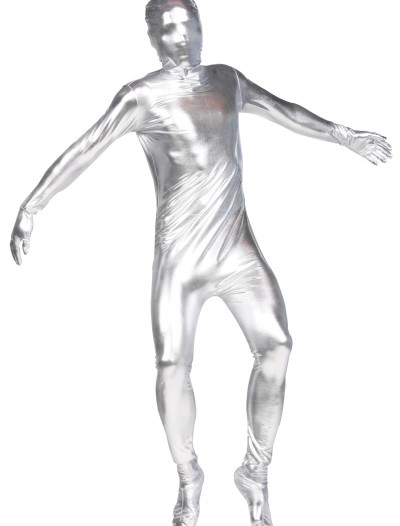 Silver Invisible Man Suit buy now