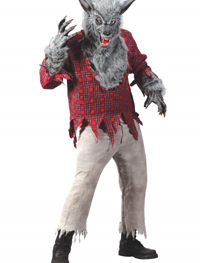 Silver Werewolf Costume buy now