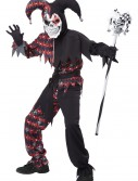 Child's Sinister Jester Costume buy now