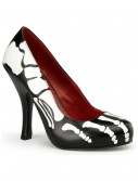Skeleton High Heels buy now