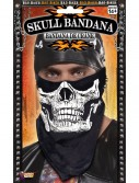 Skull Face Biker Bandana buy now