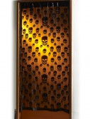 Skull Window Curtain buy now