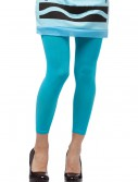 Sky Blue Crayon Footless Tights buy now