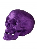 5'' Small Purple Glitter Skull buy now