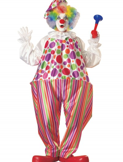 Snazzy Clown Costume buy now