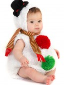 Snowman Bubble Body Costume buy now