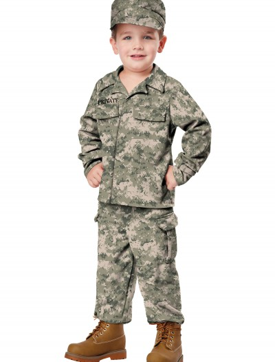 Toddler Soldier Costume buy now