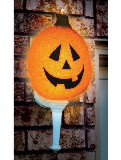 Sparkling Pumpkin Porch Light Cover buy now