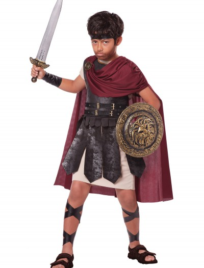 Child Spartan Warrior Costume buy now