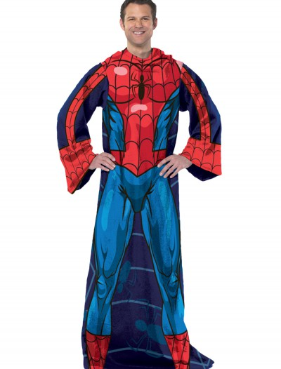 Spider-Man Adult Comfy Throw buy now