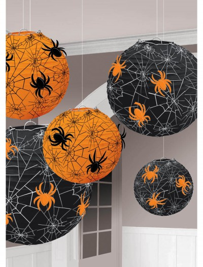 Spider Web Printed Lantern buy now
