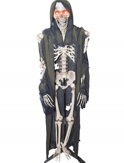 Standing Light Up Skeleton Reaper buy now