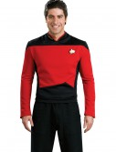 Star Trek: TNG Adult Deluxe Commander Uniform buy now