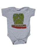 Star Wars Boba Fett Onesie buy now