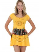Star Wars C3PO Skater Dress buy now