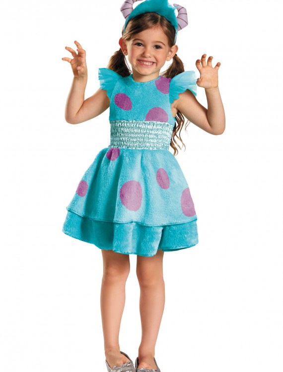 Sulley Girl Deluxe Costume buy now