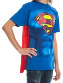 Superman S Shield Cape T-Shirt buy now