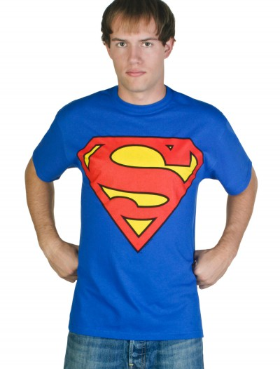 Superman Shield Costume T-Shirt buy now