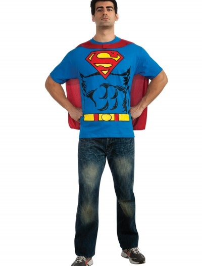 Superman T-Shirt Costume buy now