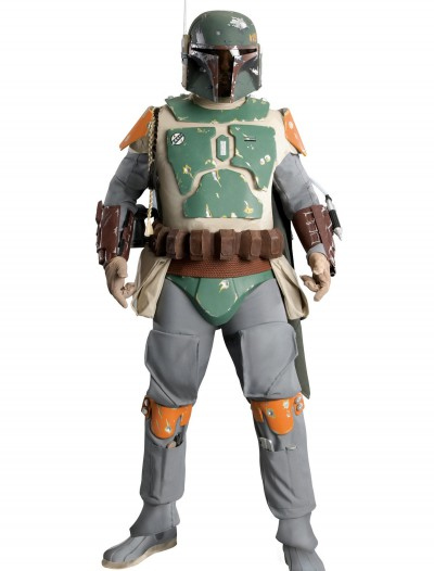 Supreme Edition Boba Fett Costume buy now
