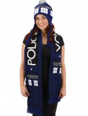 TARDIS Scarf buy now