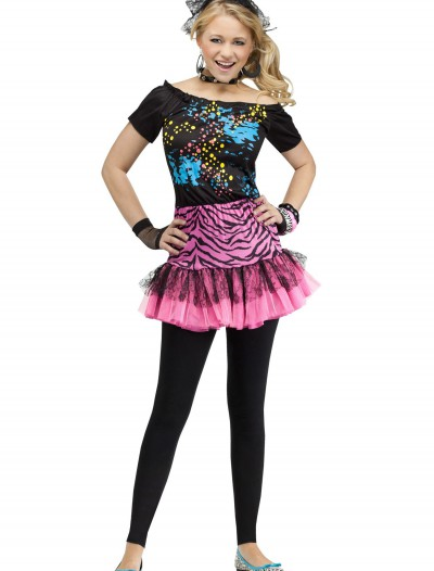 Teen 80s Pop Party Costume buy now