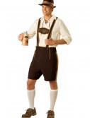 Teen Bavarian Guy Costume buy now