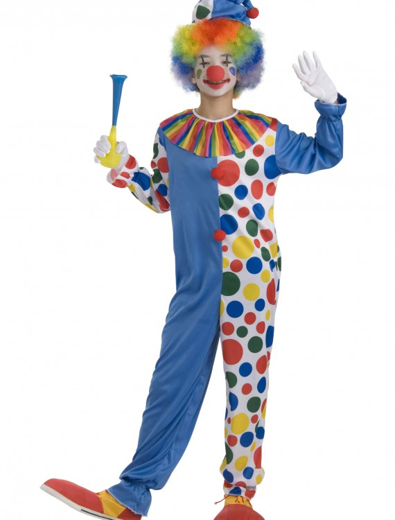 Teen Big Top Clown Costume buy now