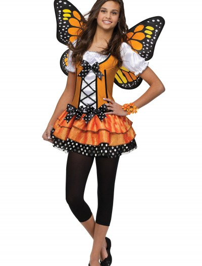 Teen Butterfly Queen Costume buy now