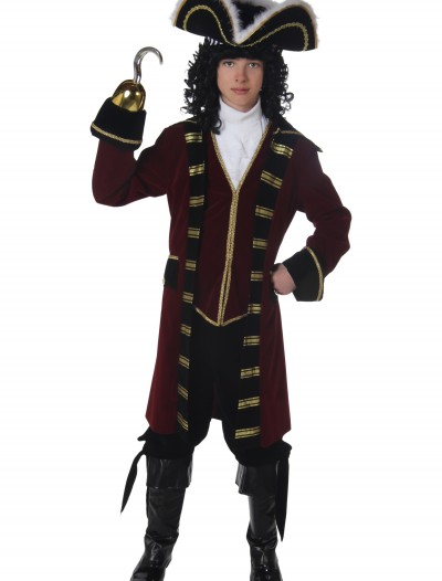 Teen Captain Hook Costume buy now
