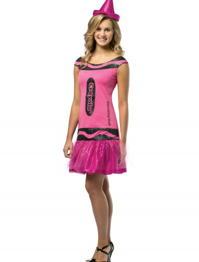 Teen Crayola Blush Glitz Dress buy now