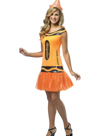 Teen Crayola Metallic Sunburst Glitz Dress buy now