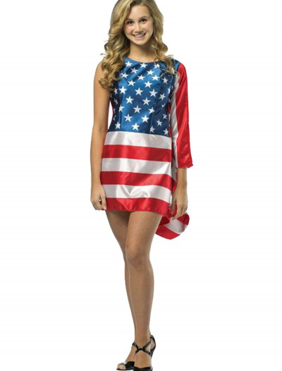 Teen Flag Dress buy now