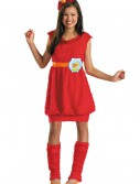 Teen Girls Elmo Costume buy now