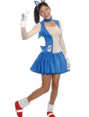 Teen Girls Sonic Dress Costume buy now