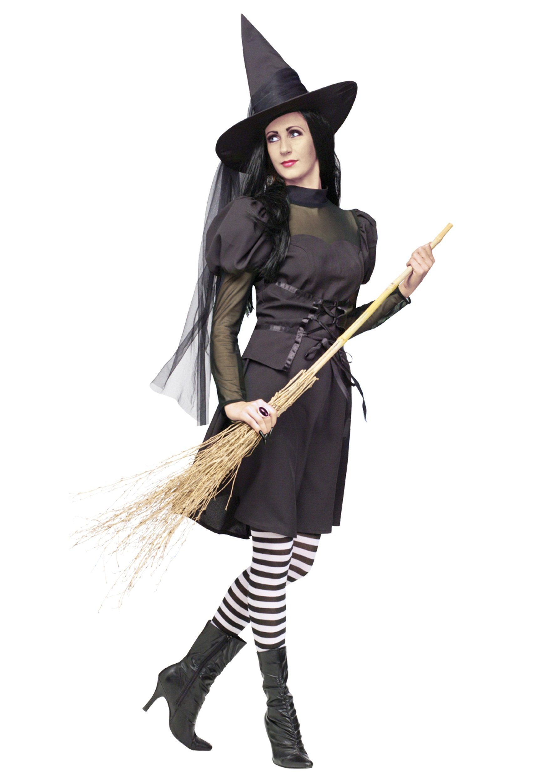 Teen Ms. Witch Costume  sc 1 st  Halloween Costumes & Teen Ms. Witch Costume - Halloween Costumes