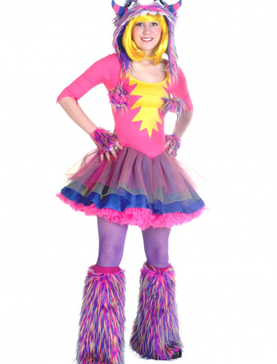 Teen Party Monster Costume buy now