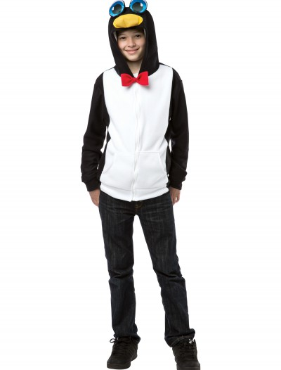 Teen Penguin Hoodie buy now