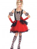 Teen Playing Card Queen Costume buy now