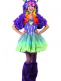 Teen Purple Posh Monster Costume buy now