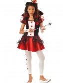 Tween Queen of Hearts Costume buy now