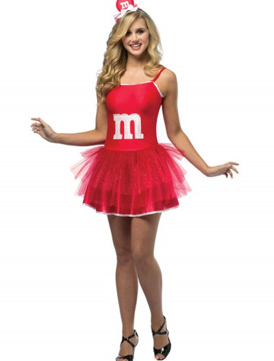 Teen Red M&M Party Dress buy now
