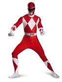 Teen Red Ranger Bodysuit Costume buy now