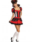 Teen Sassy Queen of Hearts Costume buy now