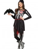 Teen Sassy Skelegirl Costume buy now
